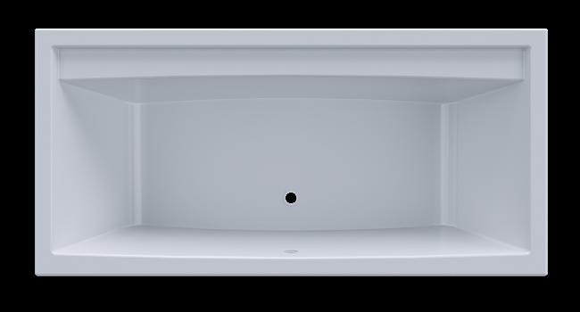 Rossini ванна акрилова прямокутна