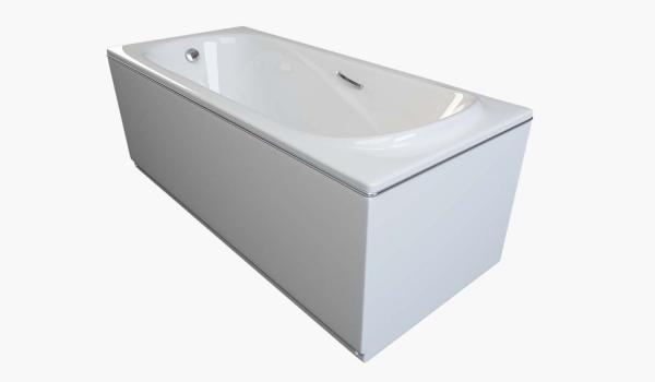 Carlo ванна акриловая прямоугольная