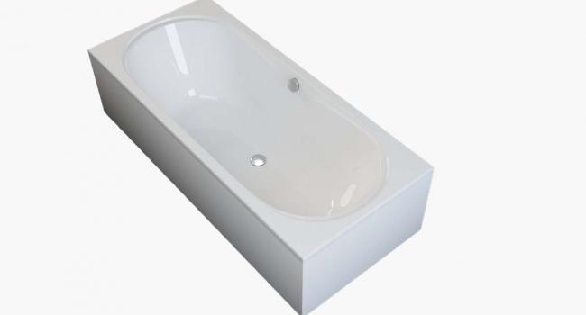 Figaro ванна акриловая прямоугольная