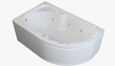 Nabucco ванна акриловая угловая