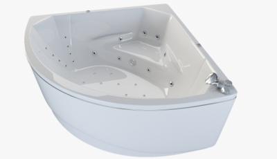 Turandot ванна акриловая угловая